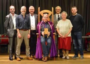 Chair Winner Eisteddfod Llanwrtyd 2018